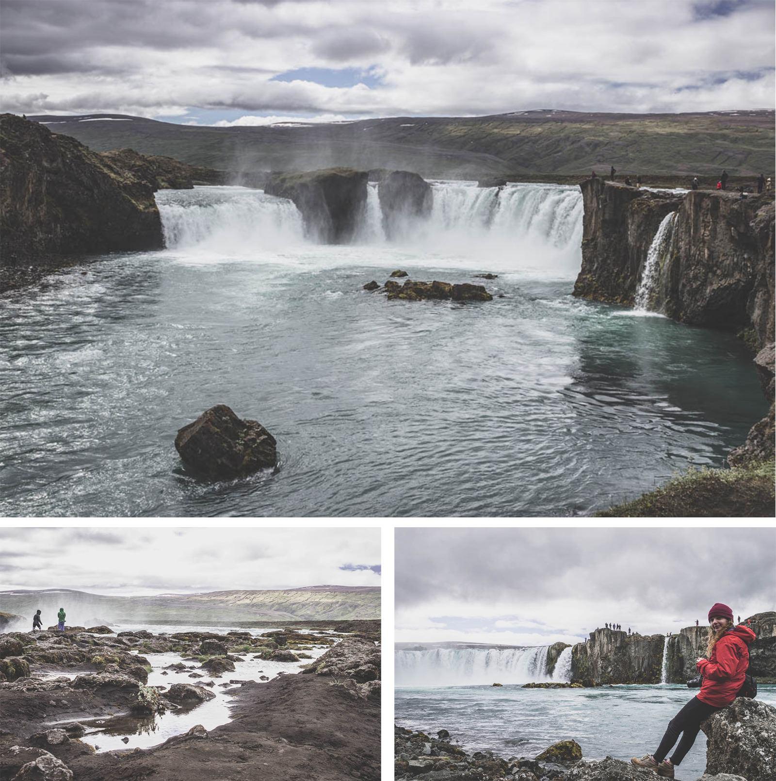 Goðafoss / Godafoss / Islande