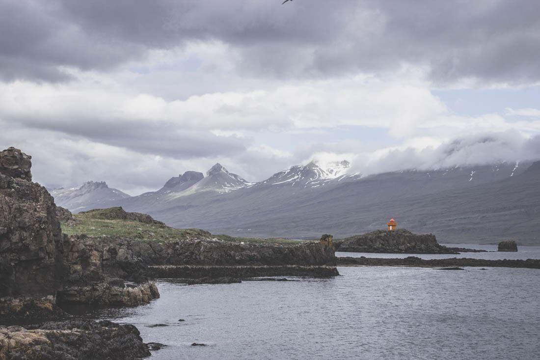 Djupivogur / fjords de l'est
