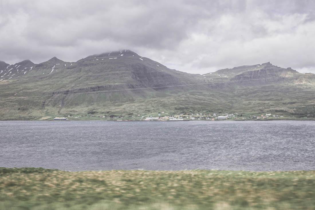 fjords de l'est