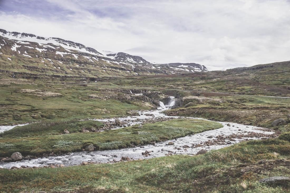 Egilsstadir et Seyðisfjörður