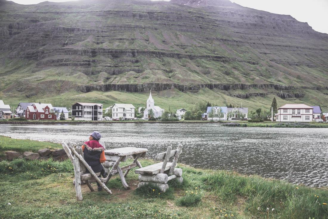 Seyðisfjörður / fjords de l'est