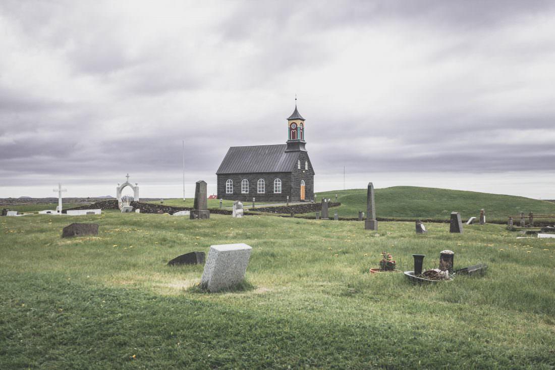 Islande | L'Eglise d'Hvalsnes