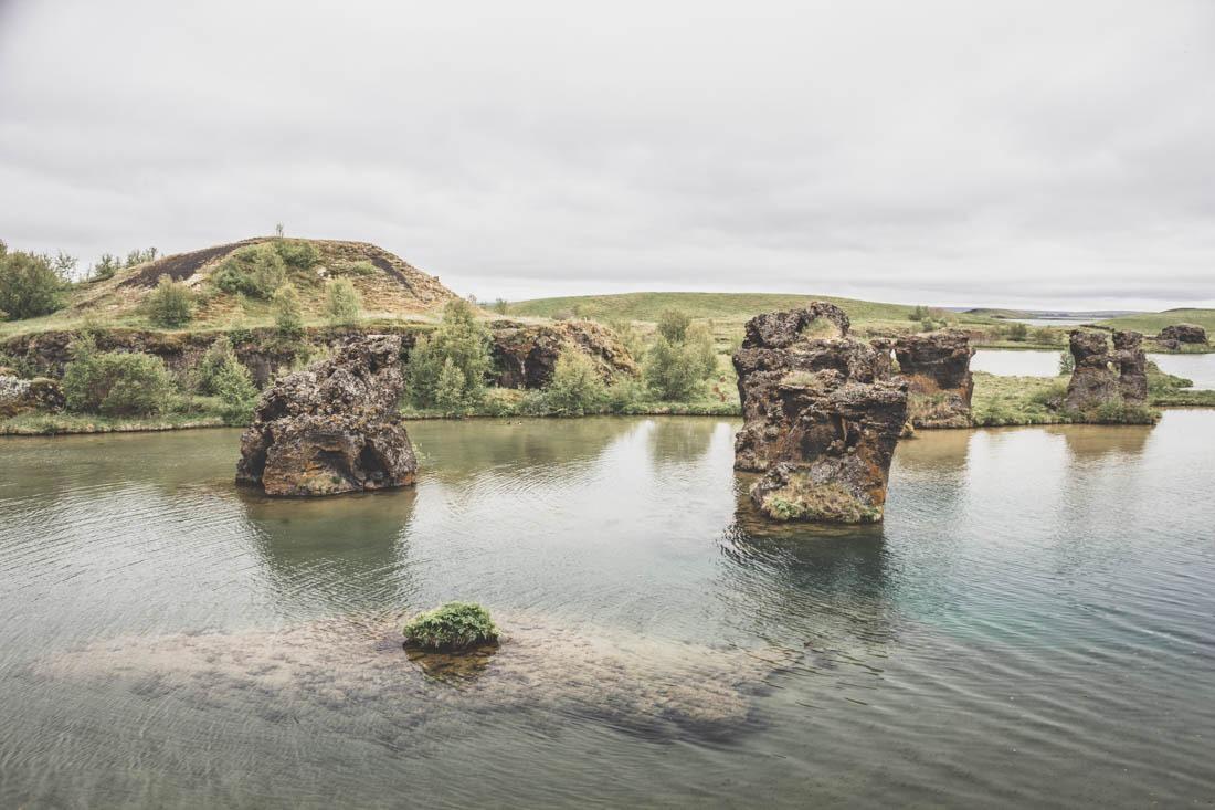 Höfði / Hofdi / Myvatn / Islande