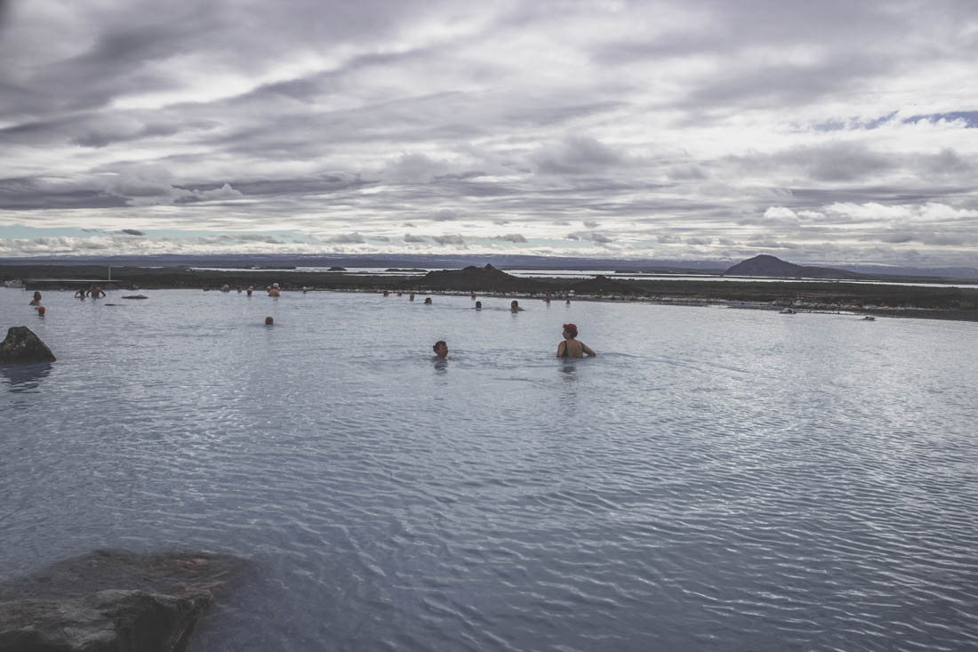 Myvatn Nature Baths / Islande
