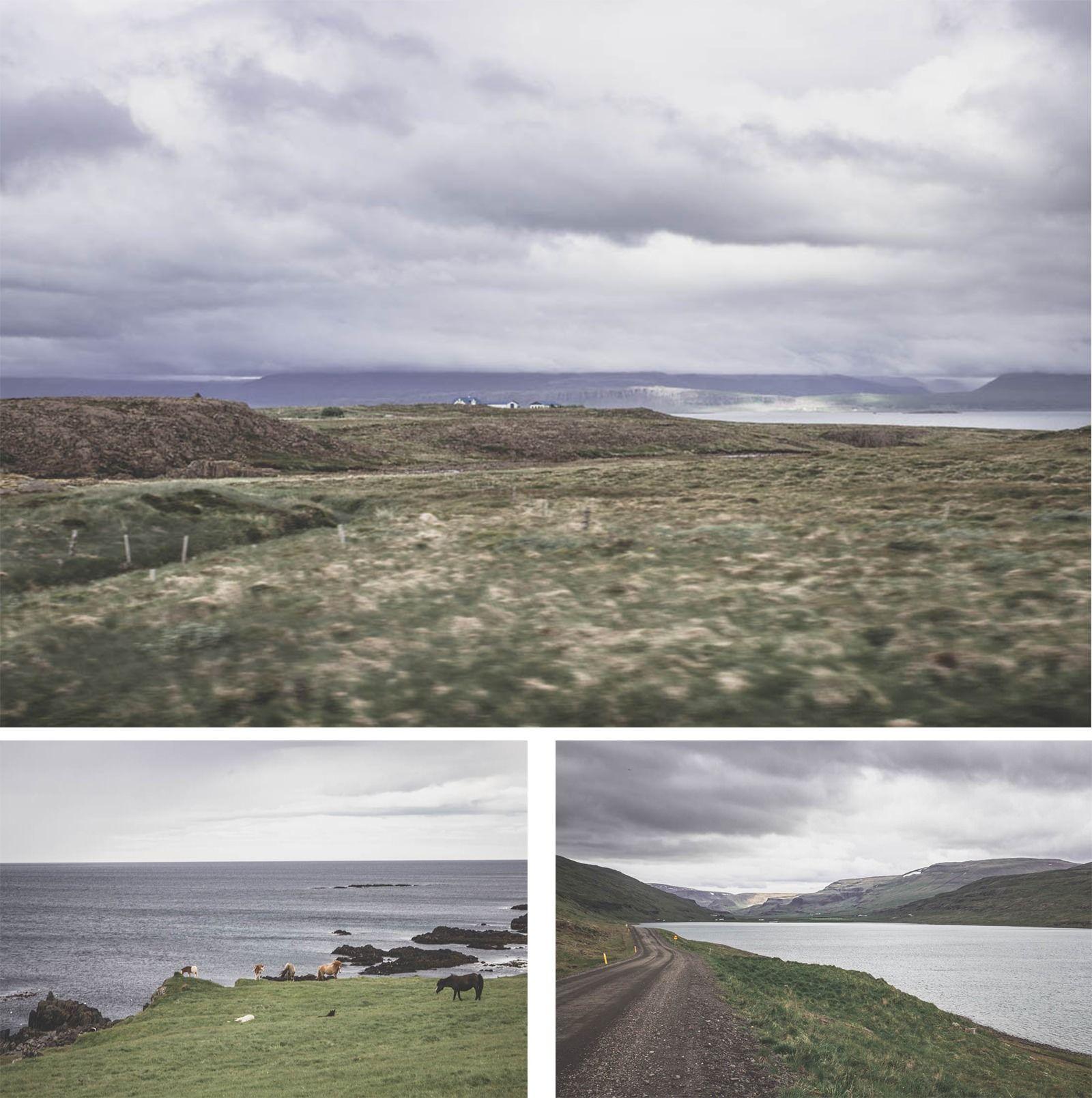 North Iceland / Islande