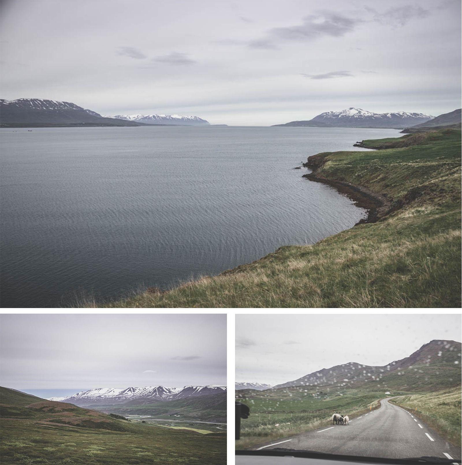 Islande / Husavik / Iceland / Akureyri
