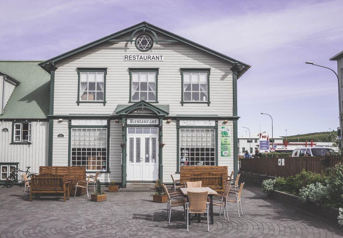 Islande / Husavik / Iceland