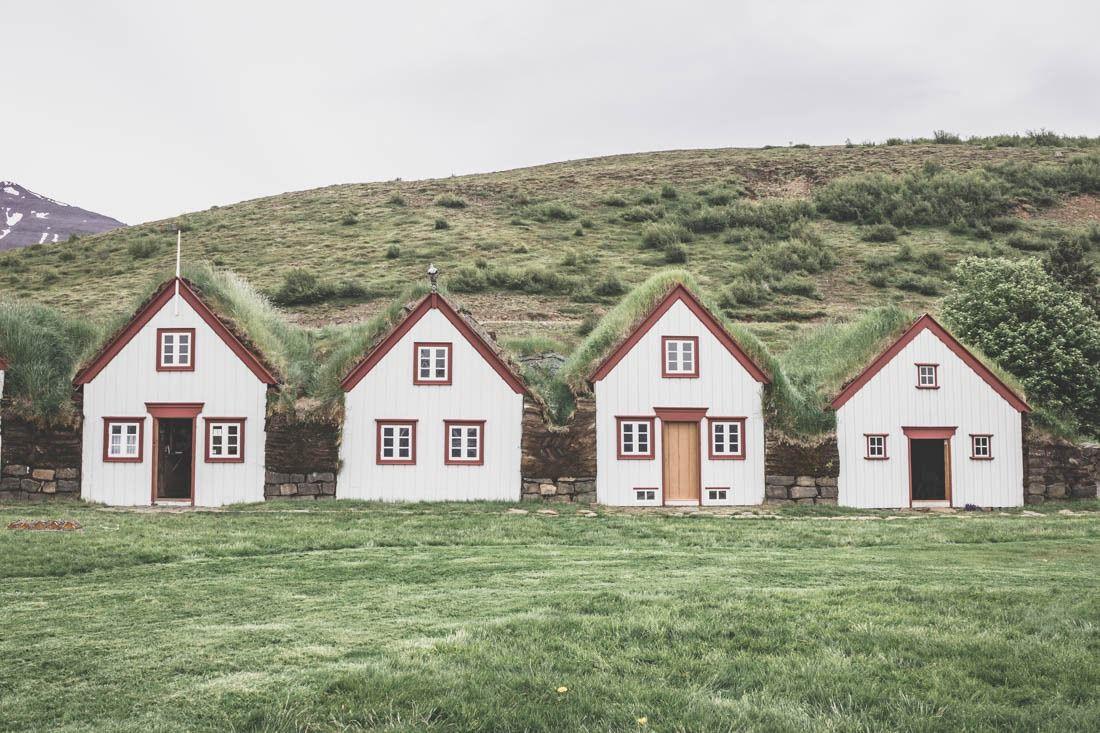 Laufas Old Rectory / Akureyri / Islande / Iceland
