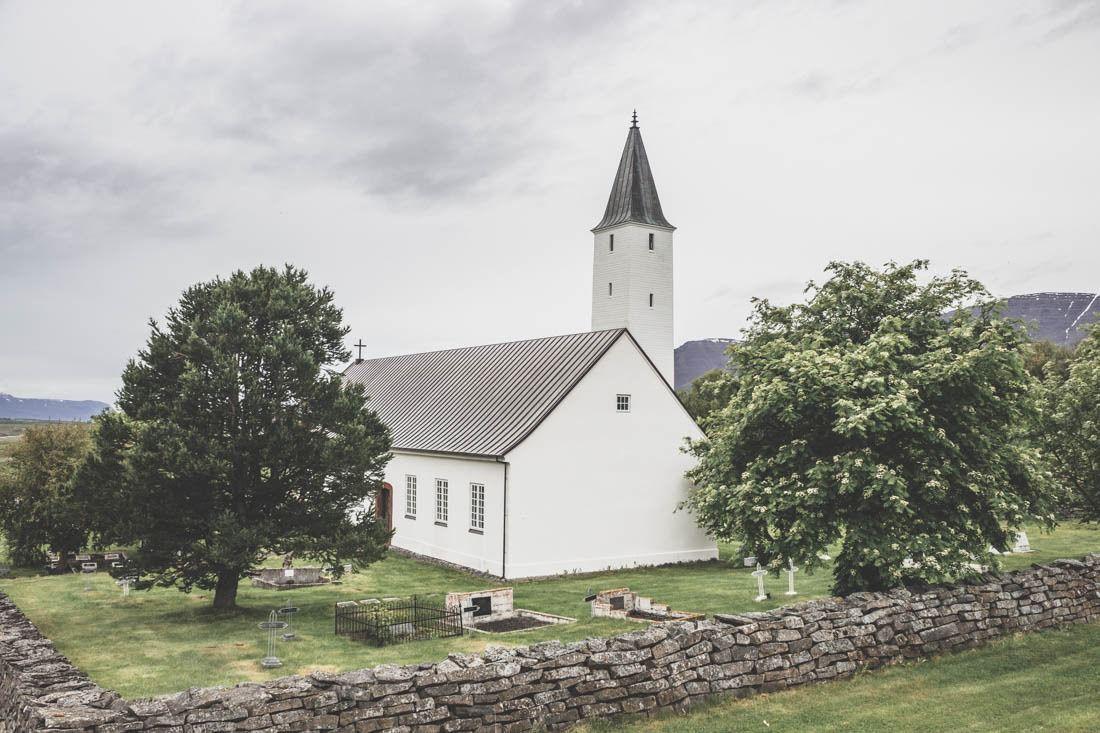 Church / Iceland / Islande / Eglise