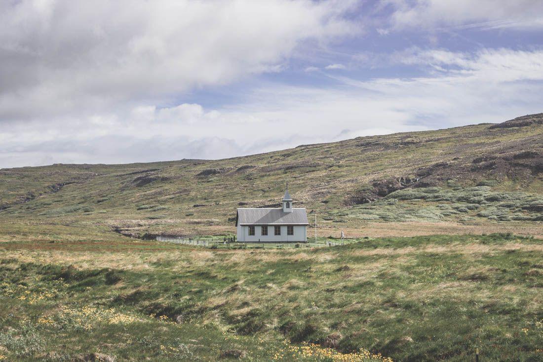 Iceland / Church / Islande