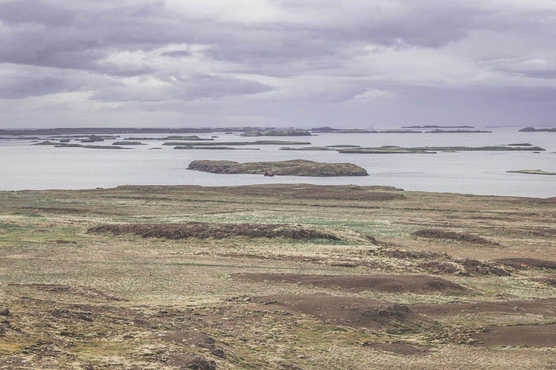 ship wreck / Stykkisholmur / Snæfellsnes