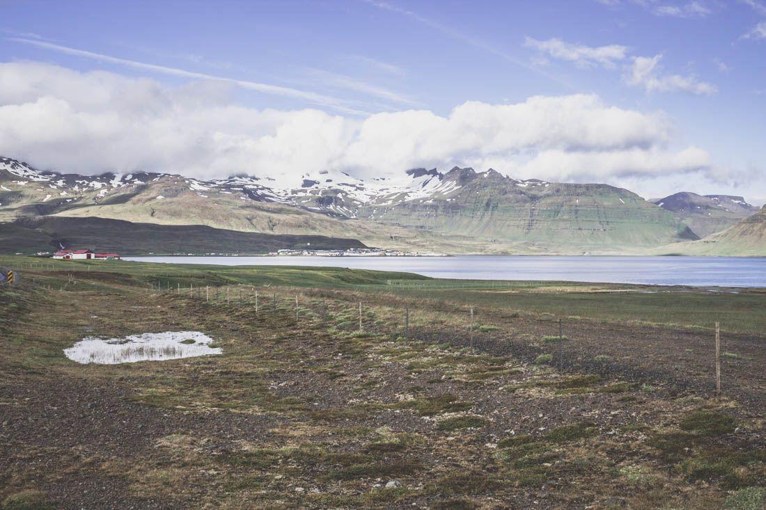 Péninsule de Snæfellsnes / Snæfellsnes peninsula