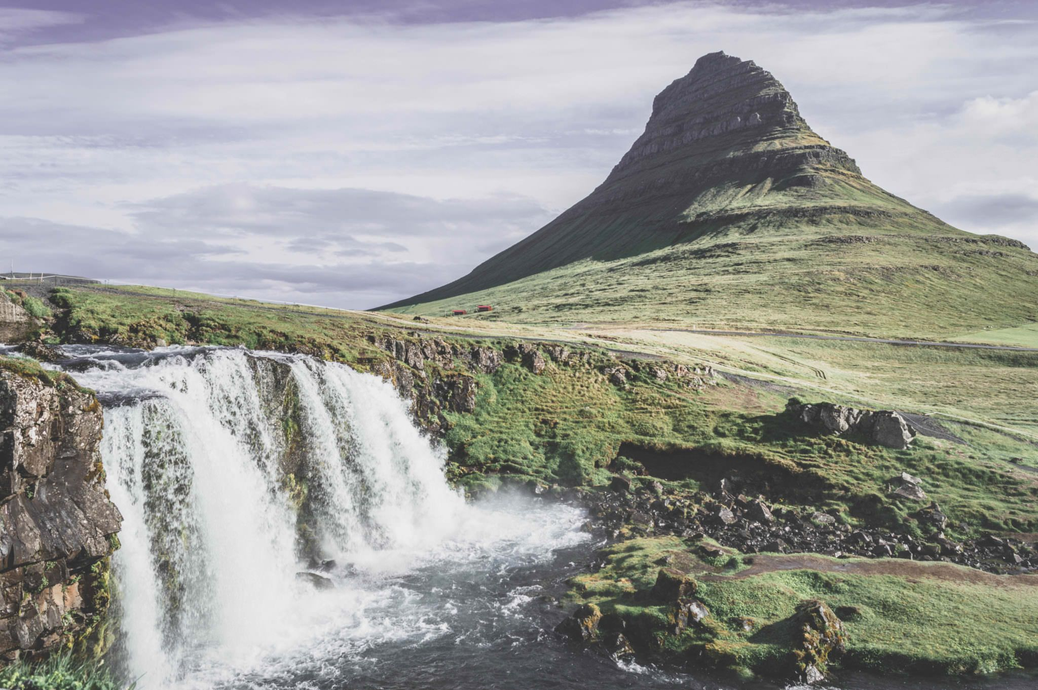 Péninsule de Snæfellsnes / Snæfellsnes peninsula / Kirkjufell