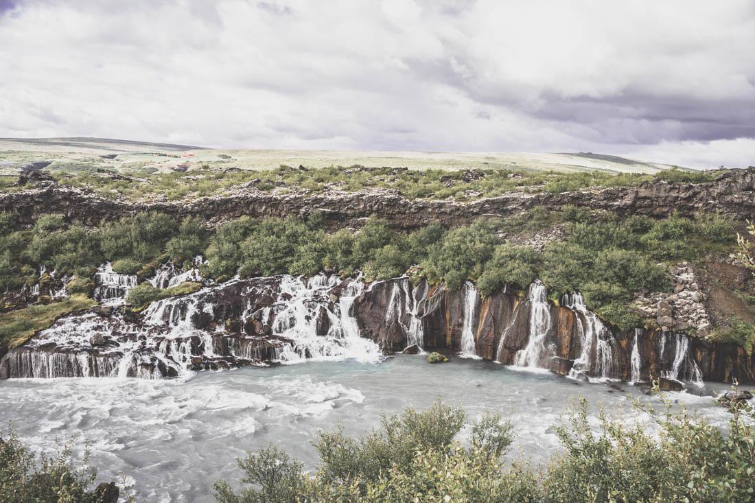 Snæfellsnes / Hraunfossar