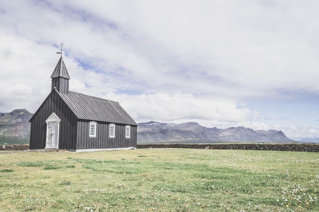 Búðakirkja / Snæfellsnes