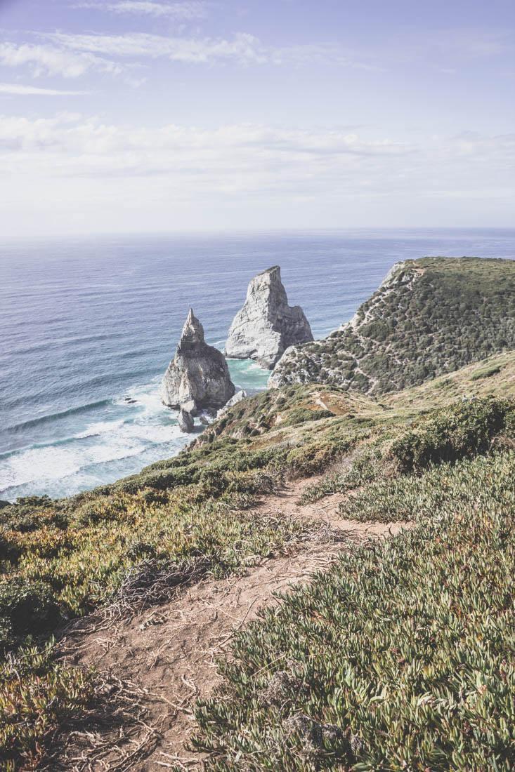 Cabo da Roca / Portugal / Cascais