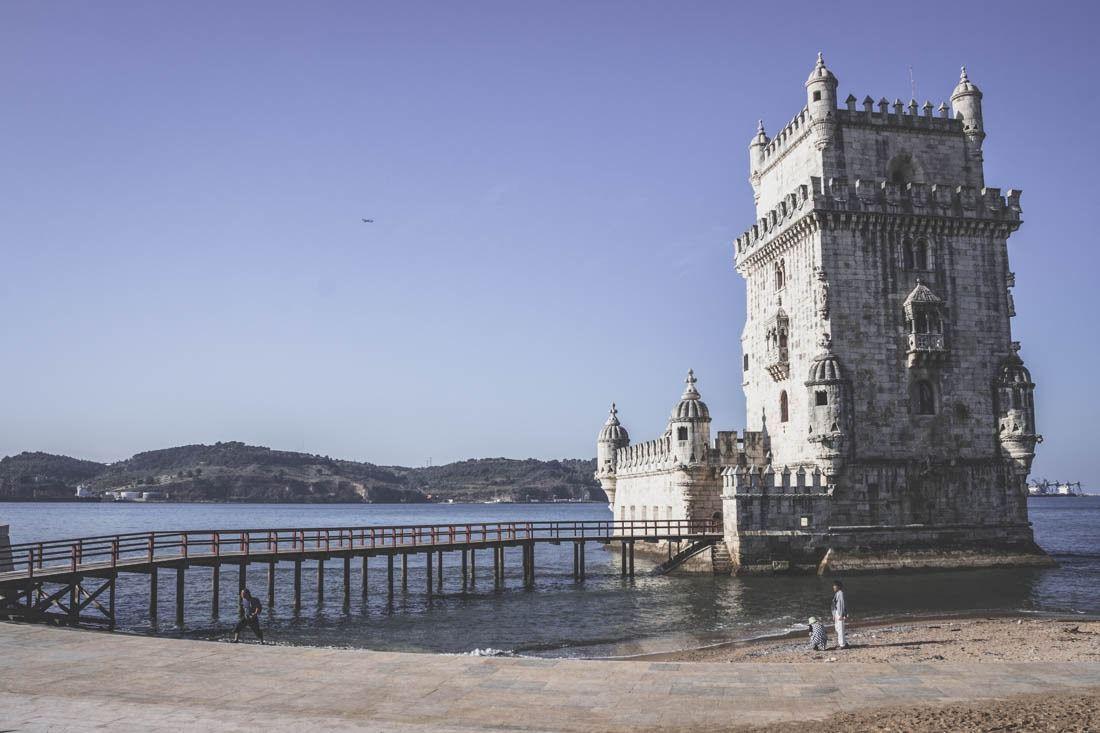 TourdeBelém (Torre deBelém) / Lisbonne / Portugal