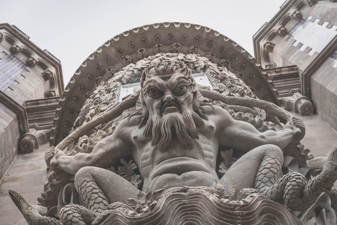 Sintra - Pena Palace - Palais de Pena