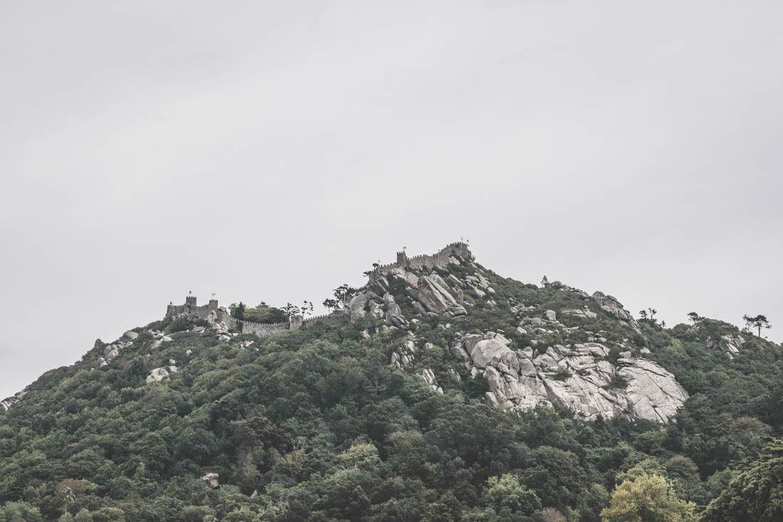château des Maures - Sintra - Portugal