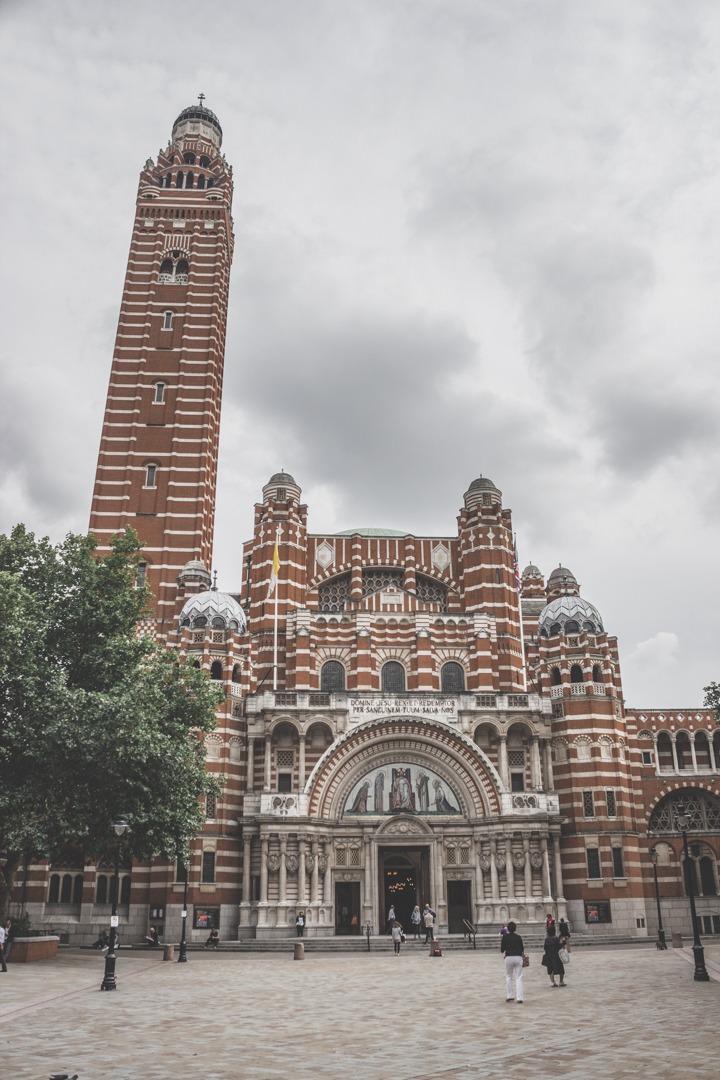 cathédrale de Westminster / Londres