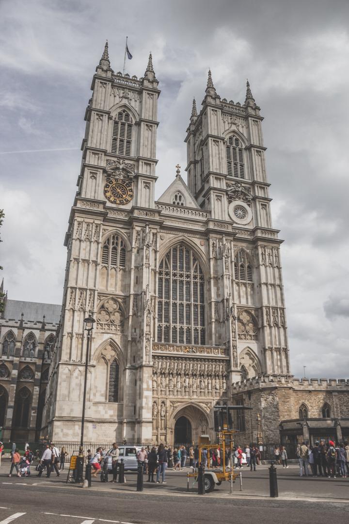 Abbaye de Westminster / Westminster Abbey / Londres