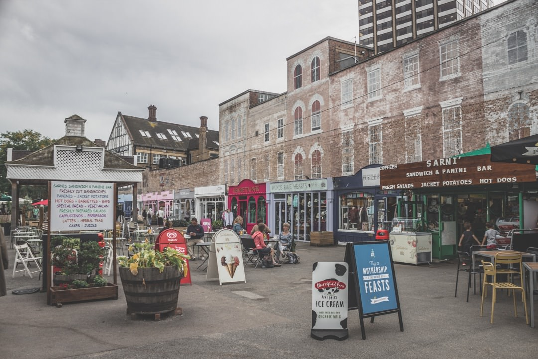 Gabriel's Wharf / Londres