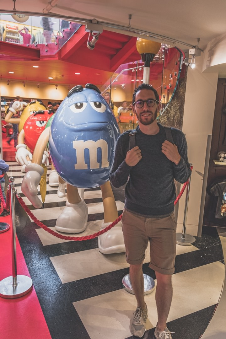 M&M's world / Londres