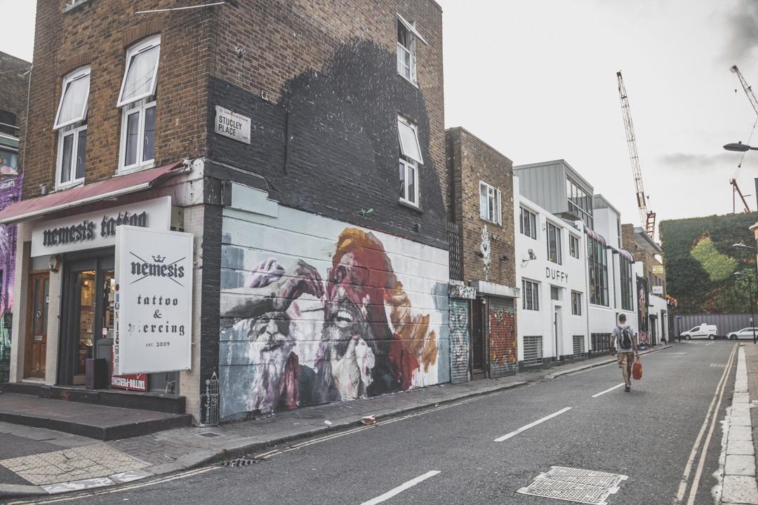 Camden / Camden Road / Londres