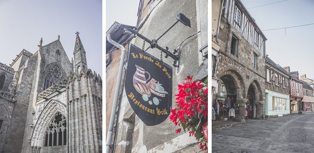 Dol-de-Bretagne, France