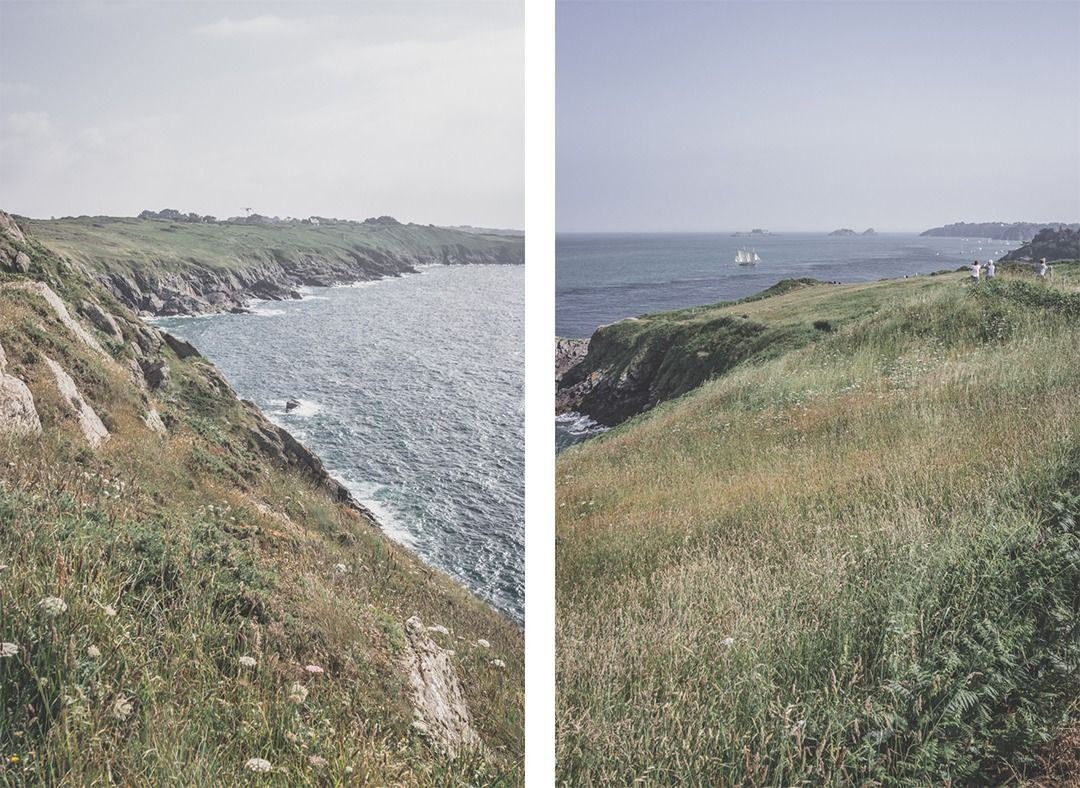Pointe du Grouin, Ille-et-Vilaine, Bretagne