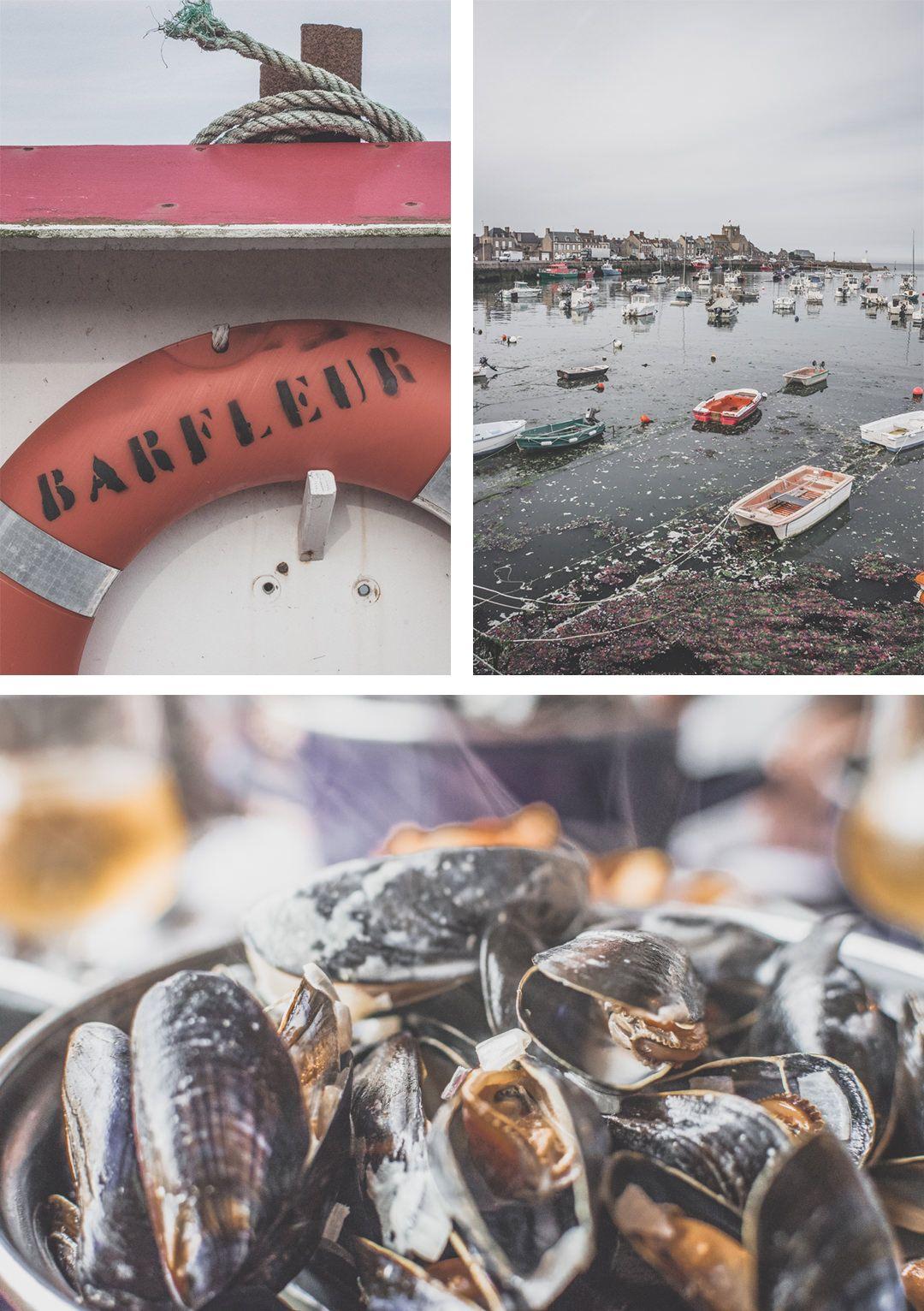 Barfleur / Manche / Tourisme / Normandie
