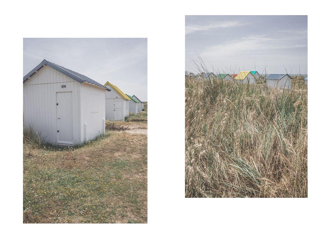 Gouville-sur-Mer / Manche / Normandie / Blog