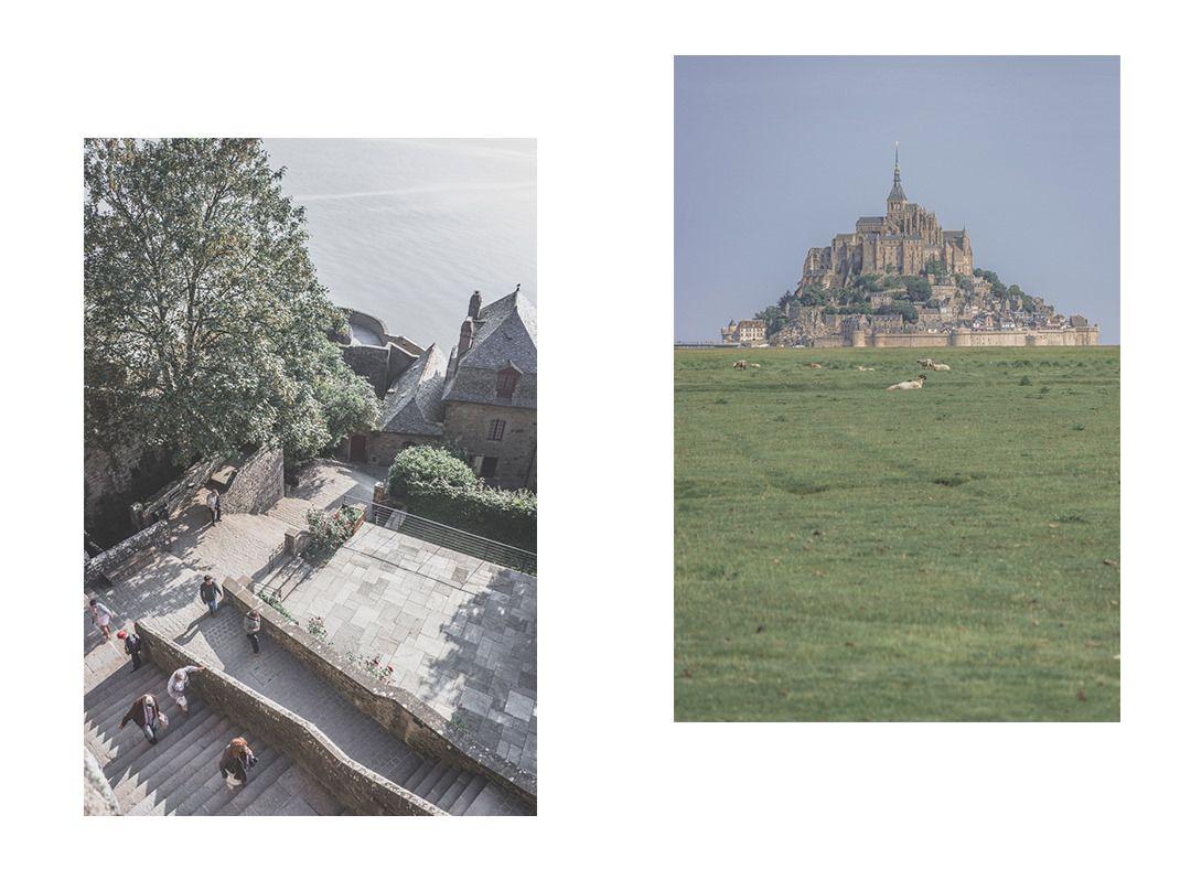Mont Saint-Michel / Que voir / Blog voyage / Manche / Normandie