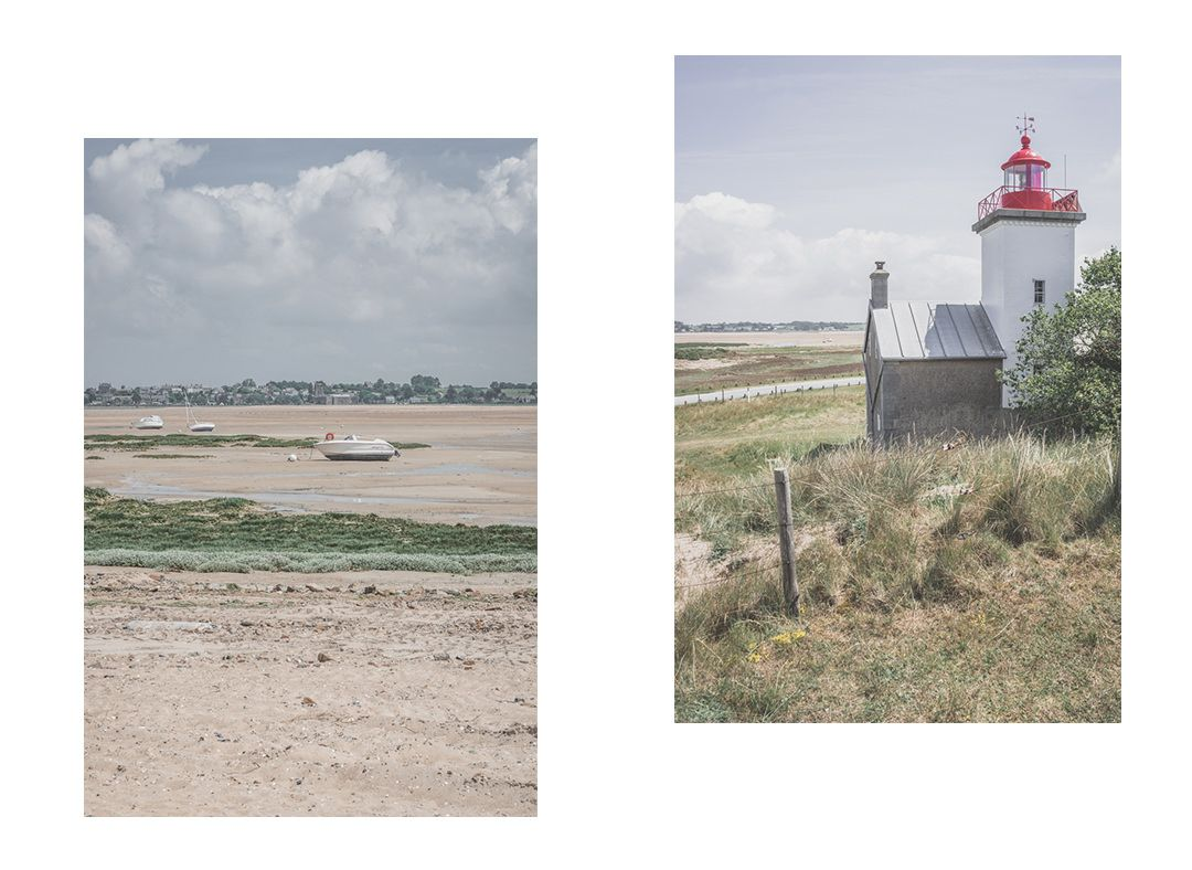 Pointe d'Agon / Manche / Normandie
