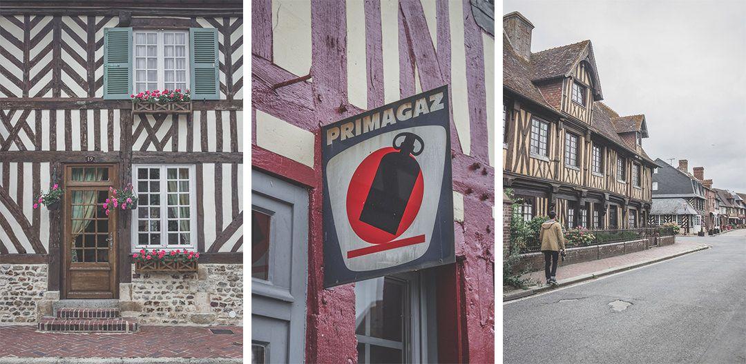 Beuvron-en-Auge / Calvados / Normandie