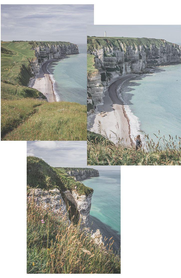 France | Normandie | Seine-Maritime | les falaises d'Etretat
