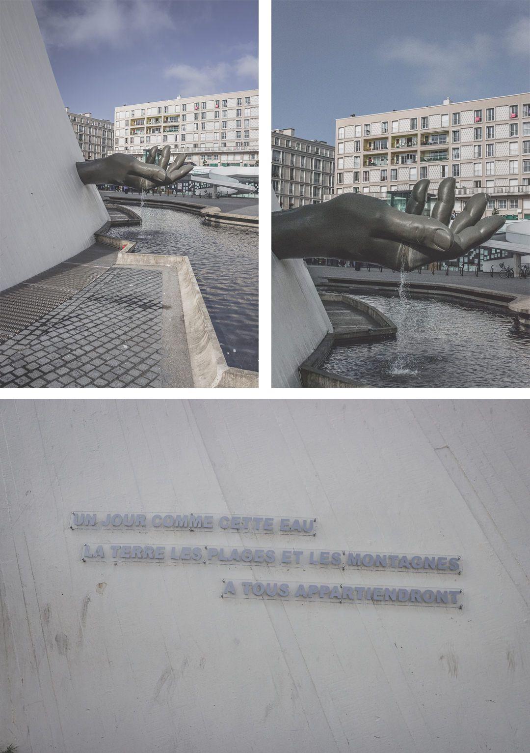 France | Normandie | Seine-Maritime | le havre et son architecture atypique