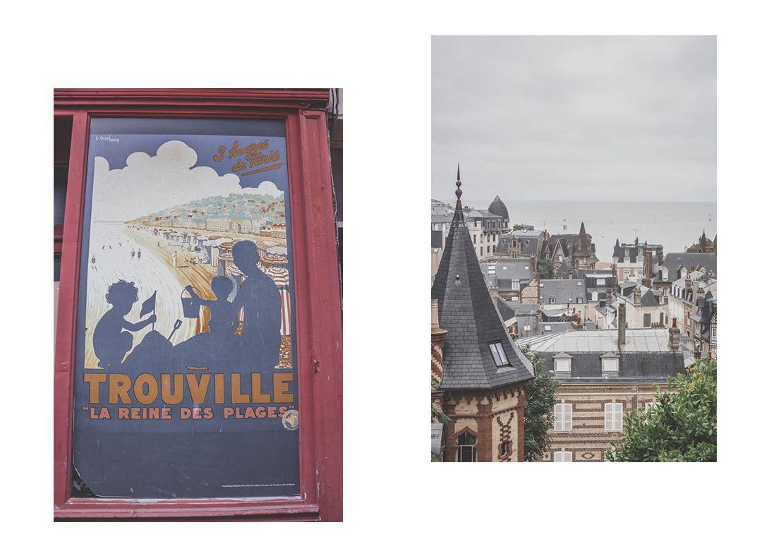 Trouville-sur-Mer / Calvados / Normandie