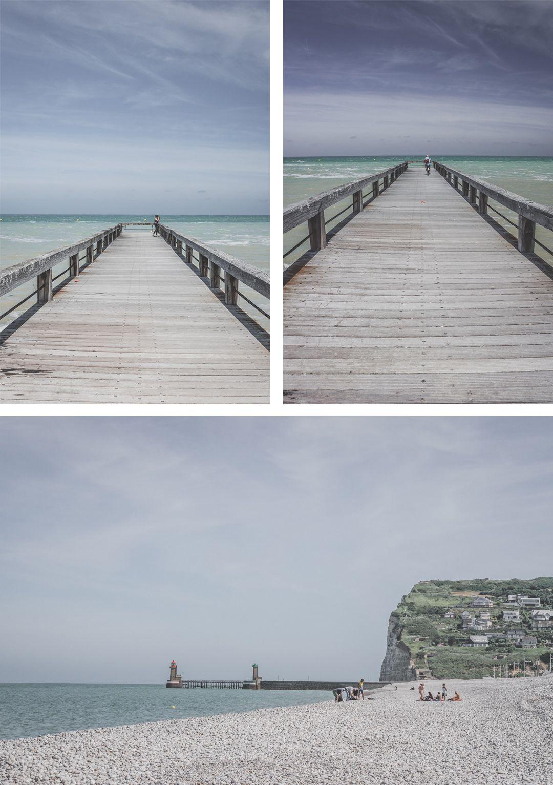 France | Normandie | Seine-Maritime | Veules les Roses sublime plage