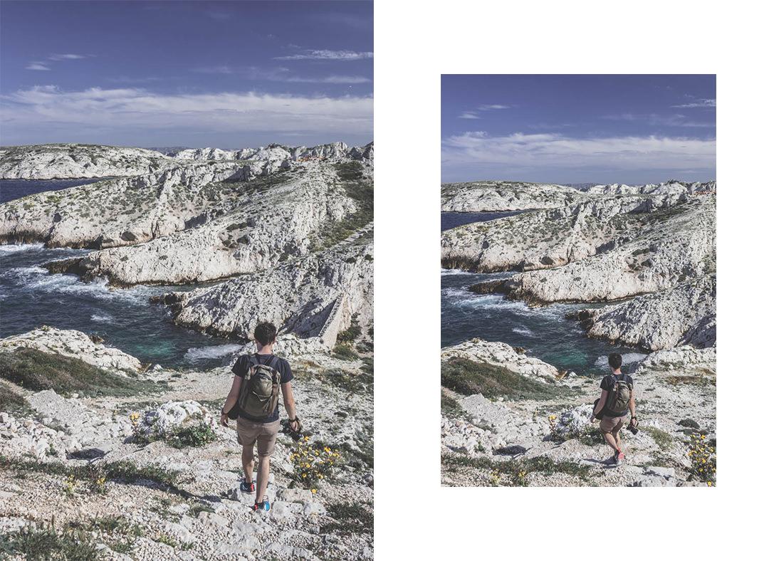 Iles du Frioul / Marseille / escapade / randonnée / Provence