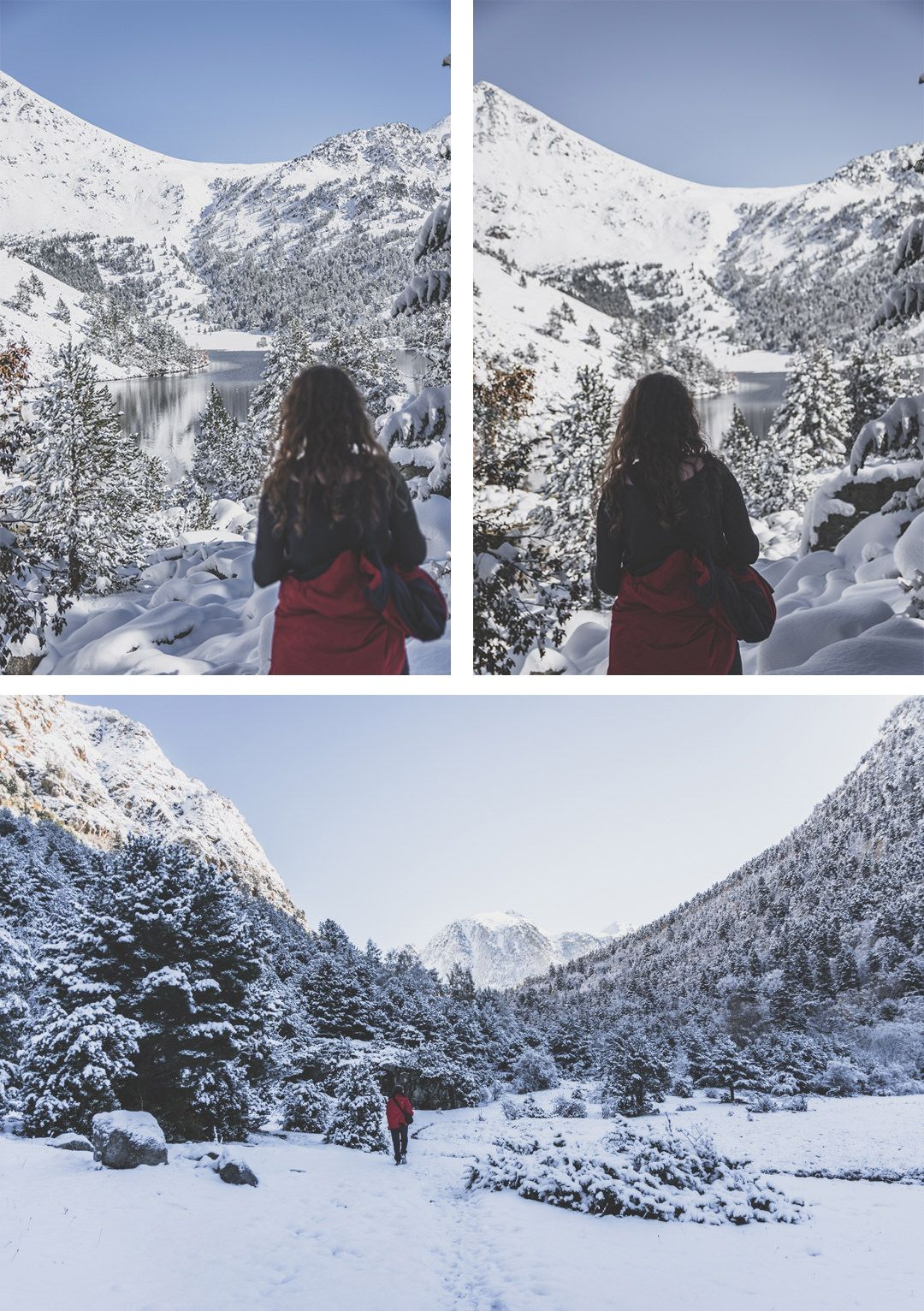 Espagne • Catalogne • Pyrénées • Randonnées au Parc Nacional d'Aigüestortes i Estany de Sant Maurici • Randonnée côté Boì et l'estany llong