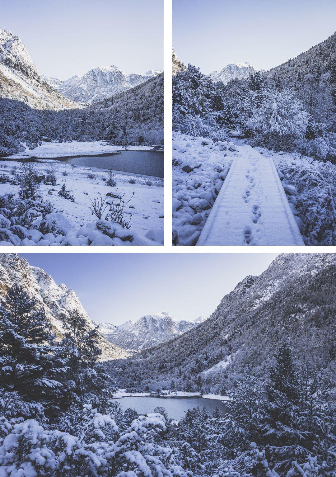 Espagne • Catalogne • Pyrénées • Randonnées au Parc Nacional d'Aigüestortes i Estany de Sant Maurici • Randonnée côté Boì et le lac Llebreta