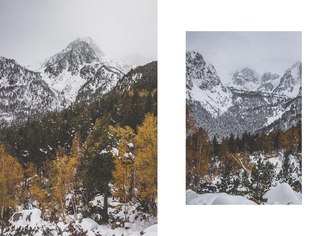 Espagne • Catalogne • Pyrénées • Randonnées au Parc Nacional d'Aigüestortes i Estany de Sant Maurici • Randonnée côté Espot