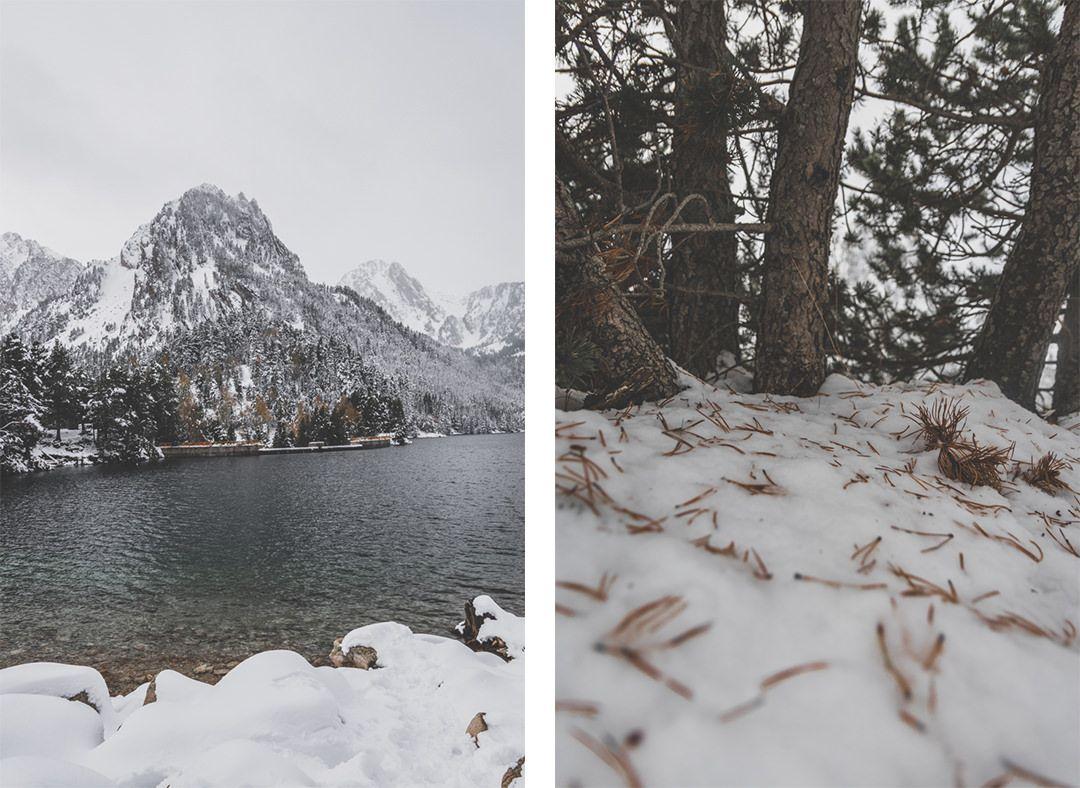 Espagne • Catalogne • Pyrénées • Randonnées au Parc Nacional d'Aigüestortes i Estany de Sant Maurici • Randonnée côté Espot et le lac Saint Maurice