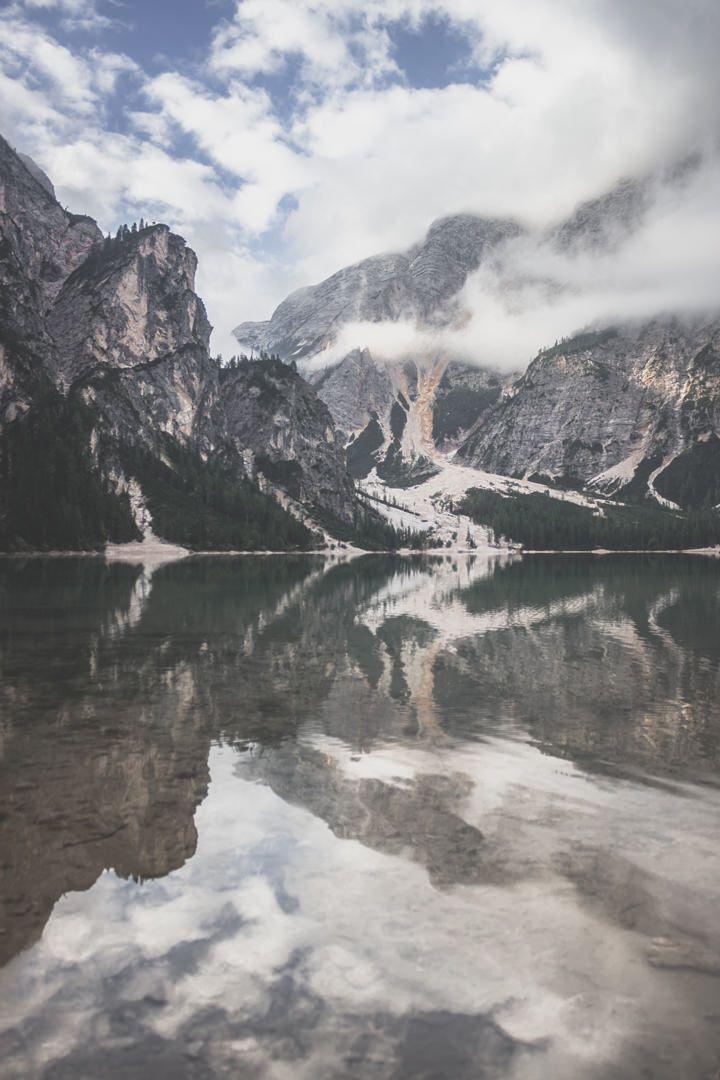 Dolomites / Lago di Braies / Pragser Wildsee / Italie / Road trip / Blog voyage