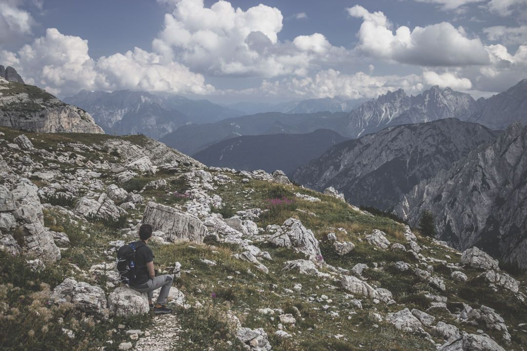 Dolomites / Tre Cime di Lavaredo / Italie / Road trip / Blog voyage