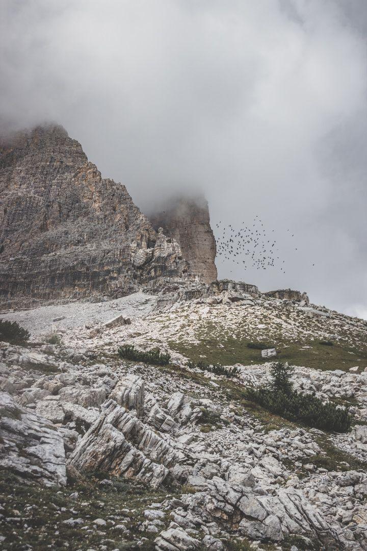 Dolomites / Tre Cime di Lavaredo / Drei Zinnen / Italie / Road trip / Blog voyage