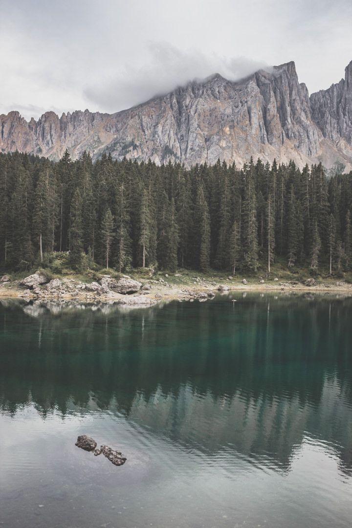 Dolomites / Karersee / Lago di Carezza / Italie / Road trip / Blog voyage