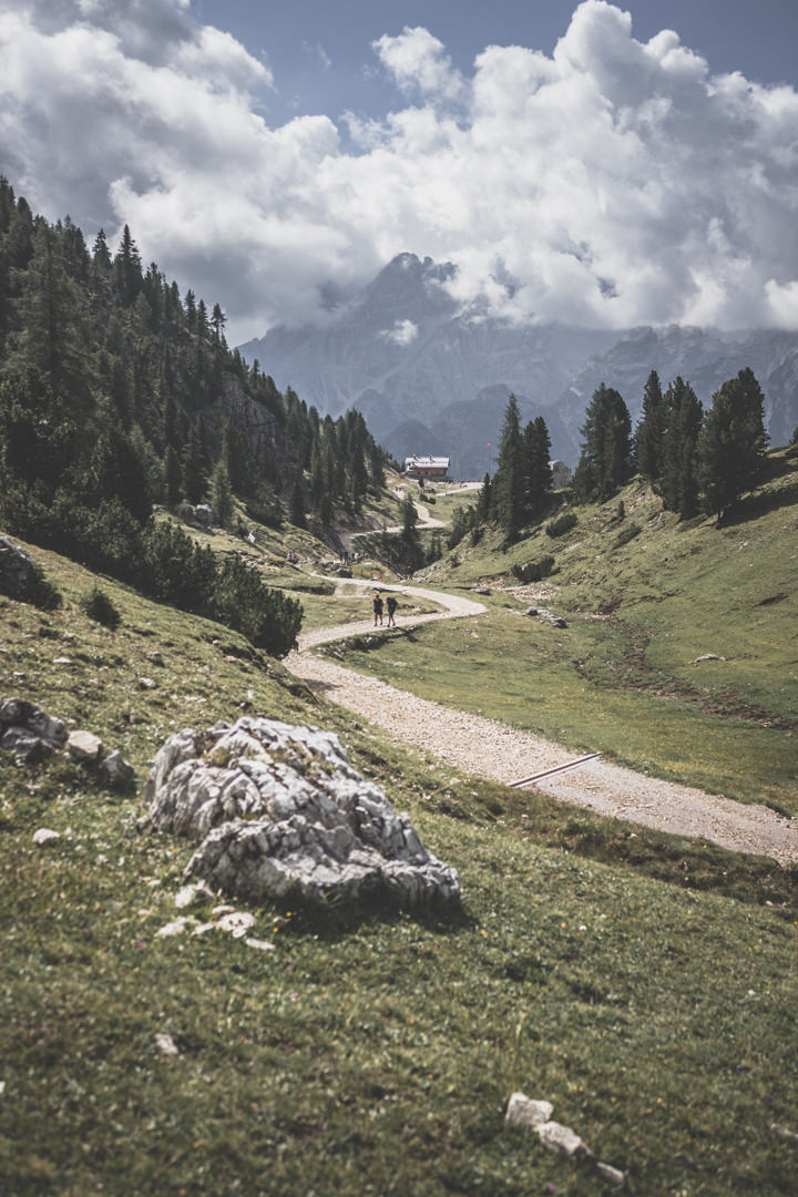 Dolomites / Prato Piazza / Italie / Road trip / Blog voyage