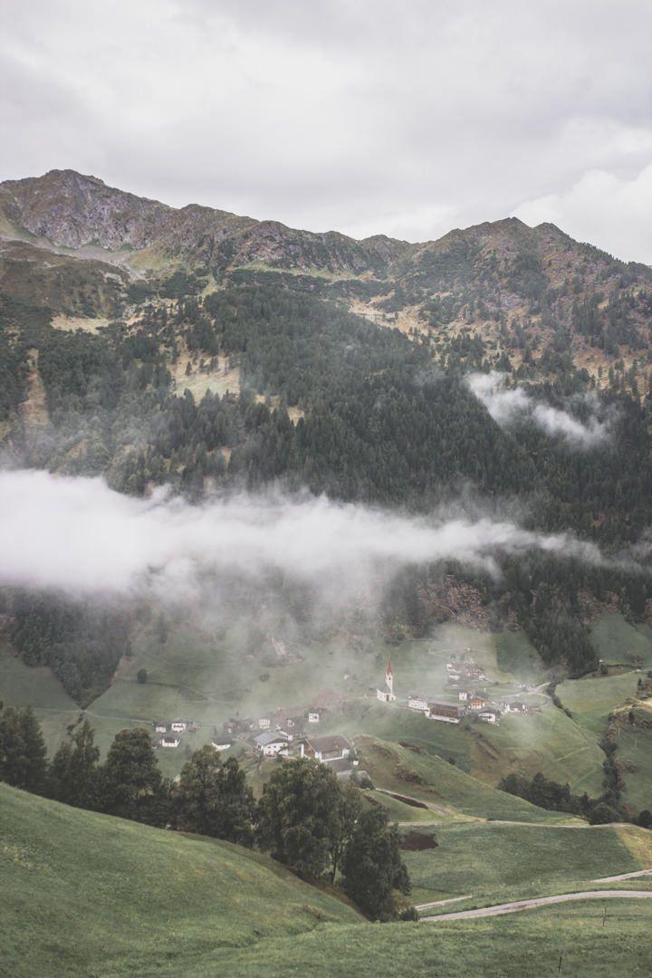 Dolomites / Passo di Rombo / Italie / Road trip / Blog voyage